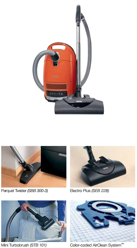 miele s 8380 cat dog canister vacuum cleaner more than. Black Bedroom Furniture Sets. Home Design Ideas