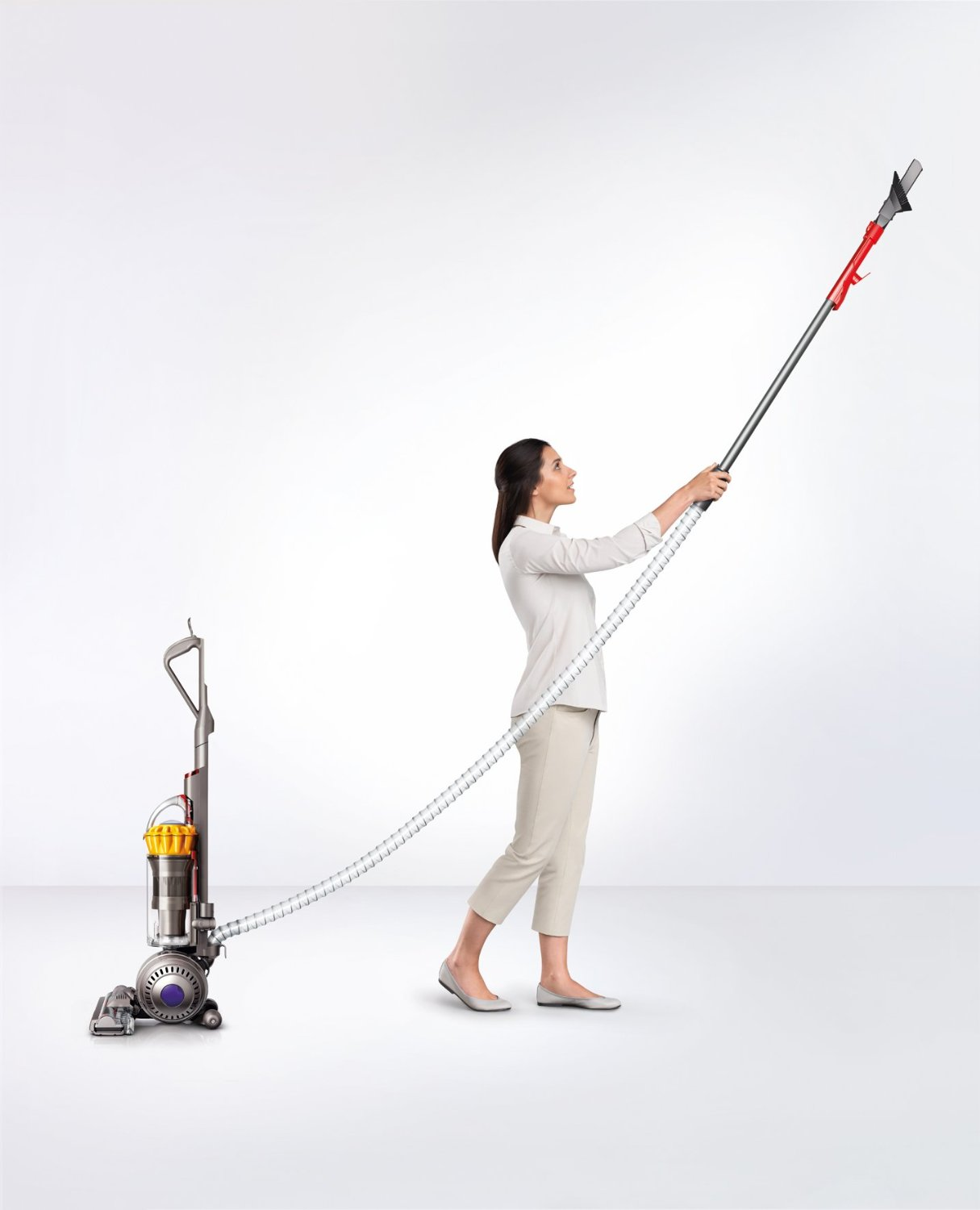 Dyson DC40 Origin Upright Bagless Vacuum Cleaner - More ...