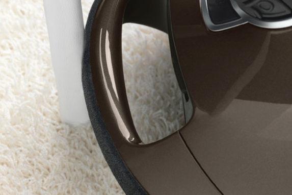 Miele S 8990 UniQ Exclusive velvet bumper strip