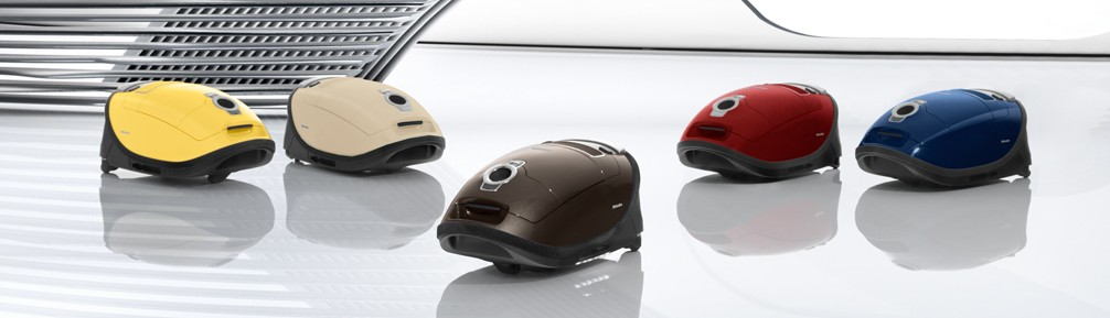 Miele Canister Vacuums