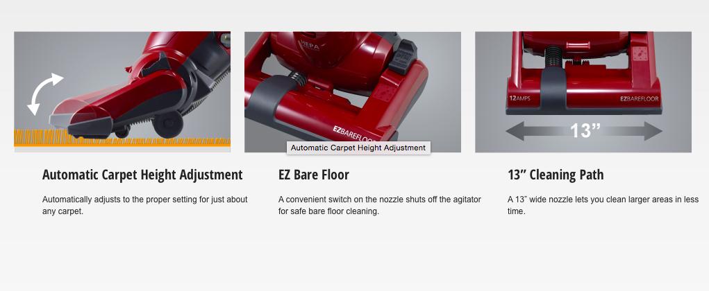 Panasonic Vacuum cleaners in Colorado