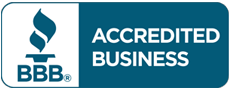 BBB Accredited Business Seal horizontal