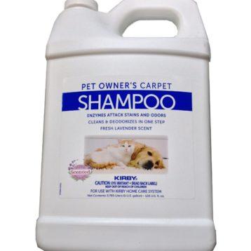 Kirby Pet Shampoo