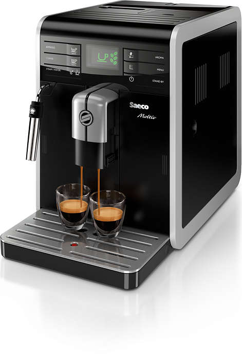 Saeco Moltio Focus Automatic Espresso Machine