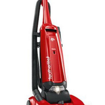 Dirt Devil Vacuum Cleaner Featherlite Corded Bagged Upright Vacuum