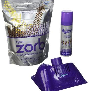 Dyson Kit Carpet Cleaning W/Powder Groomer Spot Clean