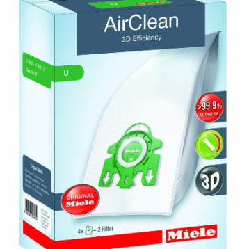Miele Airclean FilterBags Type U