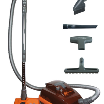 SEBO Airbelt K3 Pet Canister Vacuum