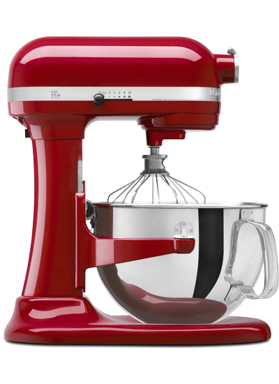 kitchenaid mixer repair & warranty