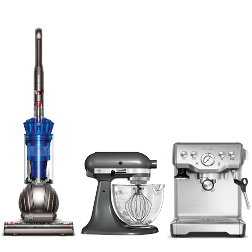 Small Appliances & Vacuums