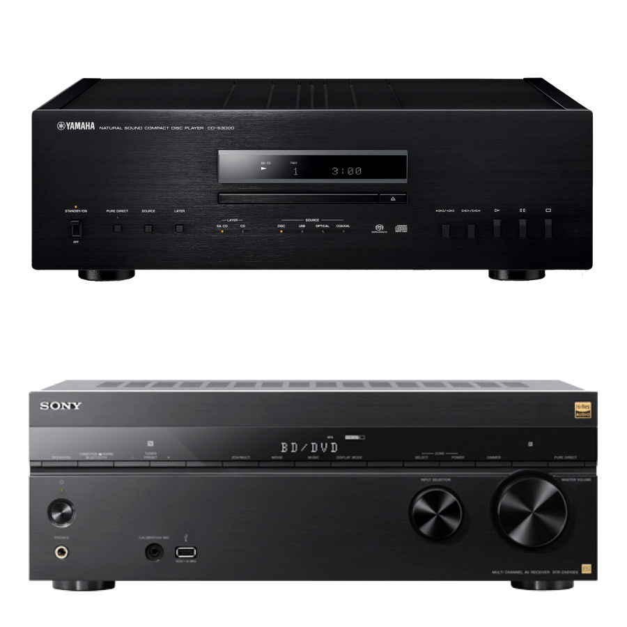 Stereo Receiver Repair. Yamaha and Sony stereo receivers