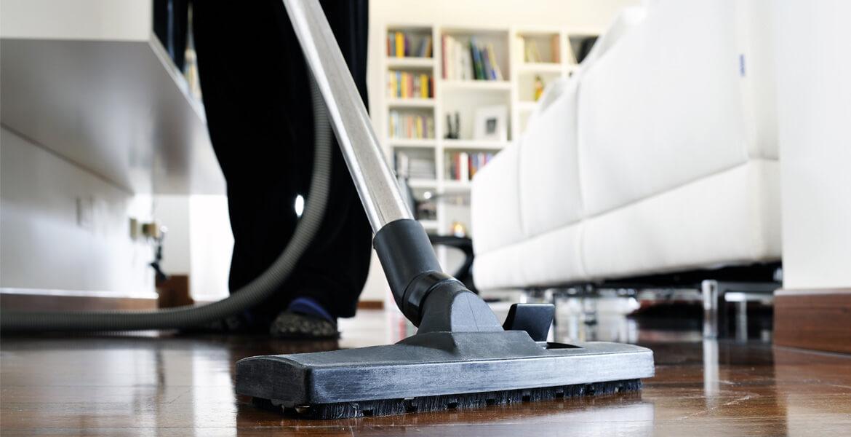 Vacuum Cleaner Wood Floor